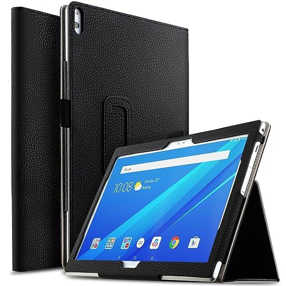 b4bd72134bf Amazon.com: IVSO Lenovo TAB 4 10/Lenovo TAB 4 10 plus Tablet Case ...