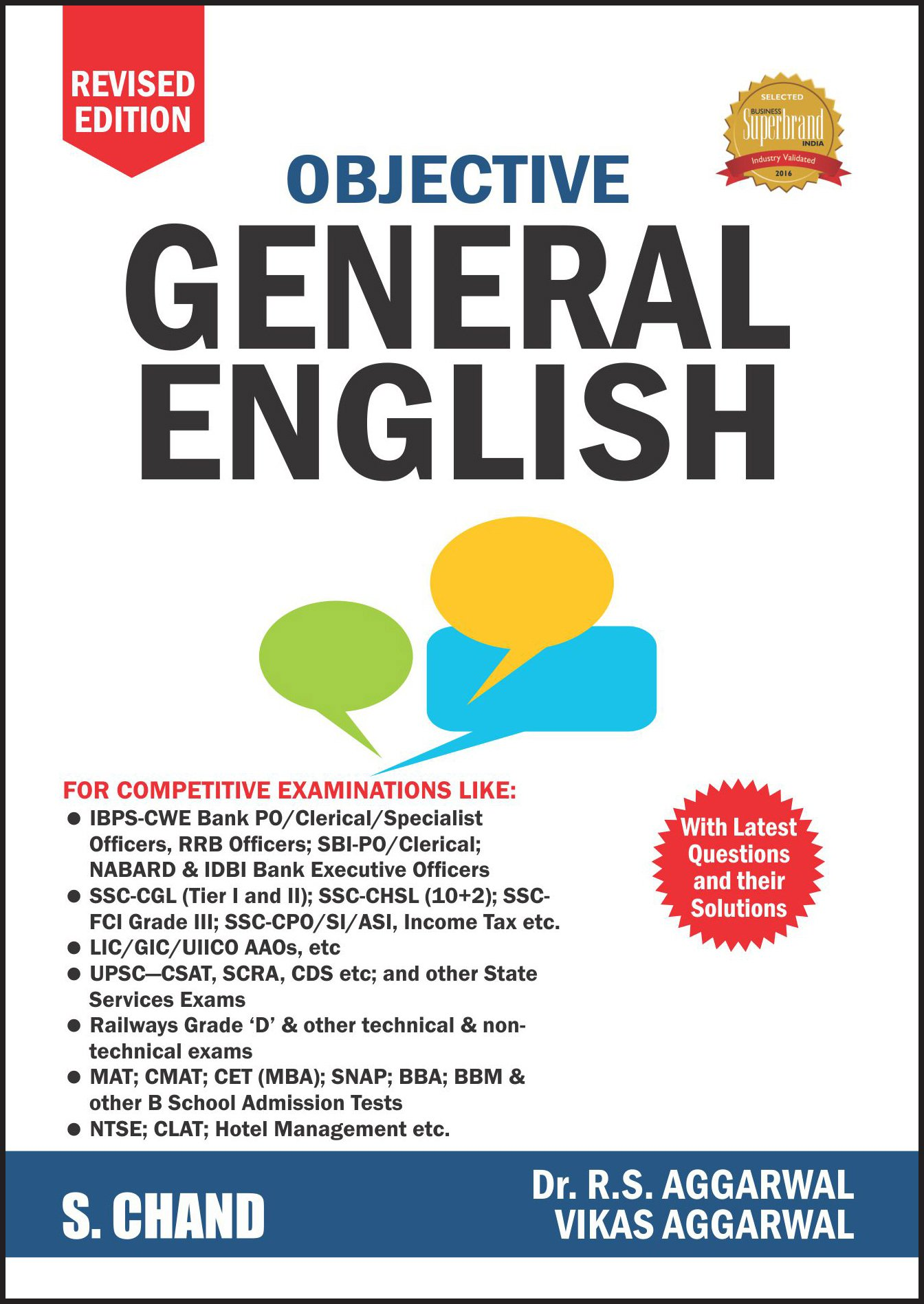 Buy Objective General English (R S  Aggarwal) Book Online at