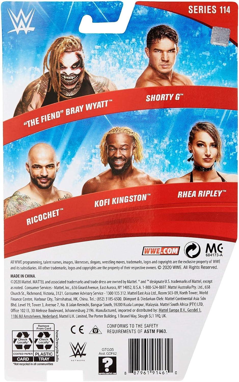 WWE The Fiend Bray Wyatt Action Figure