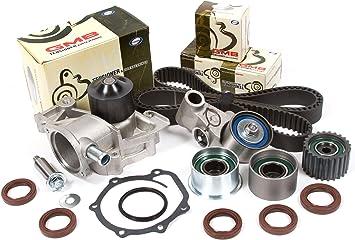 Forester Impreza Legacy 2.2L 2.5L NON-TURBO Timing Belt Kit /& Water Pump
