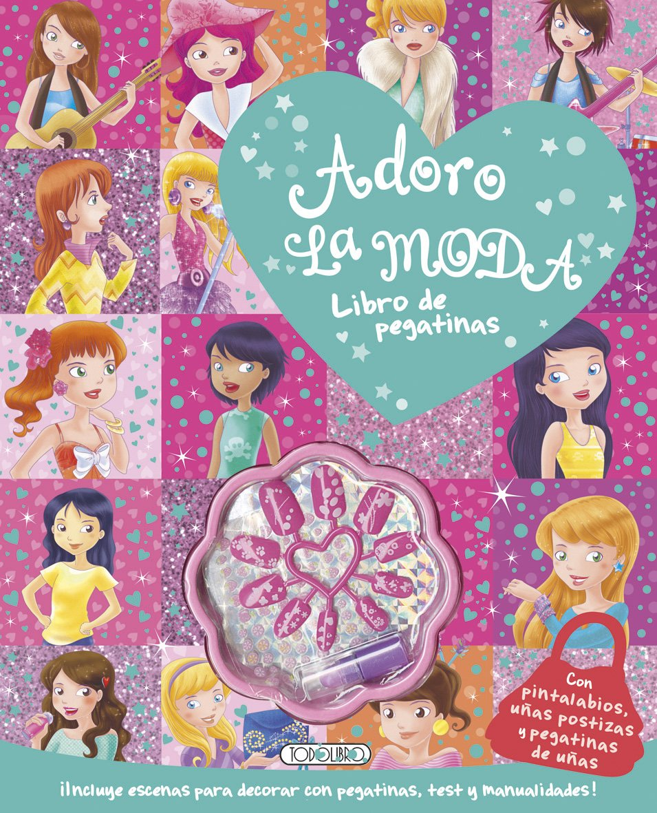 Adoro la moda (Spanish) Hardcover