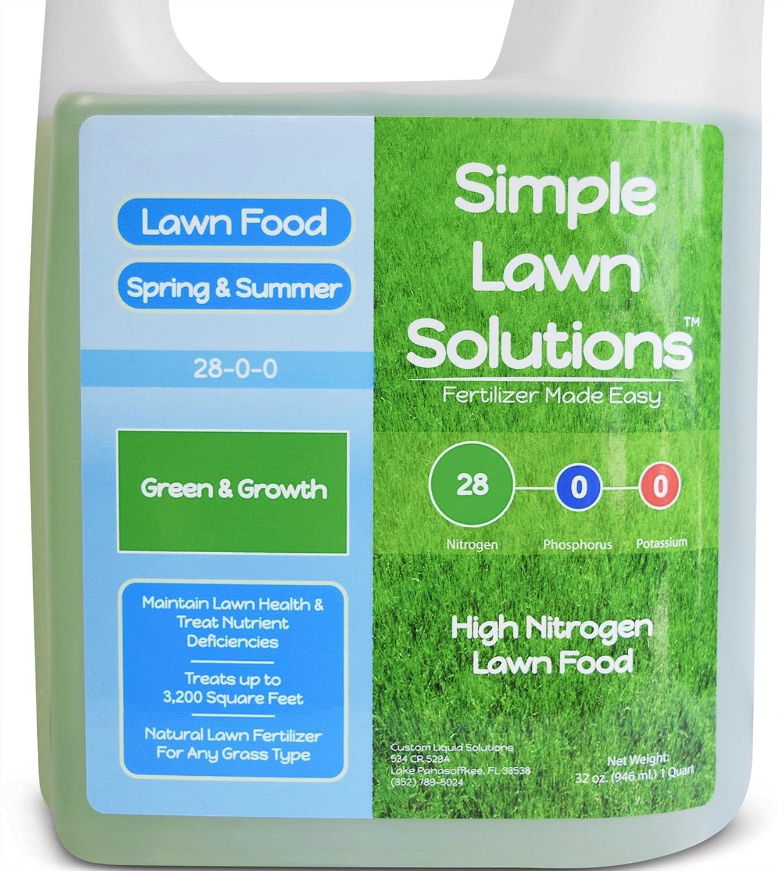 Amazon Com Maximum Green Growth High Nitrogen 28 0 0 Npk Lawn