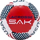 Lacrosse Sak Soft Practice Lacrosse Balls - Same Weight & Size as a Regulation Lacrosse Balls, Great for Indoor…