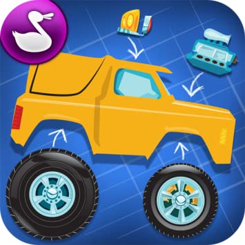 Build A Truck >> Amazon Com Build A Truck By Duck Duck Moose Appstore For Android
