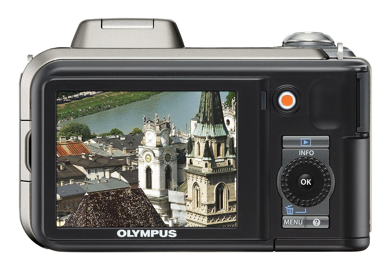 olympus sp 600uz digital camera titanium silver 2 7 amazon co uk rh amazon co uk Parts for Olympus Camera SP-600UZ Olympus SP 500Uz