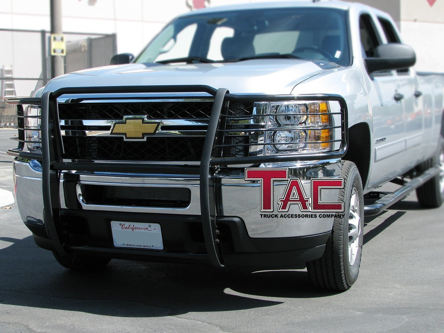 TAC Grill Guard Custom Fit 2007-2016 Dodge Sprinter (Excl  4X4) Pickup  Truck Black Front Bumper Guard Brush Guard Nudge Push Guard Bull Bar Off  Road