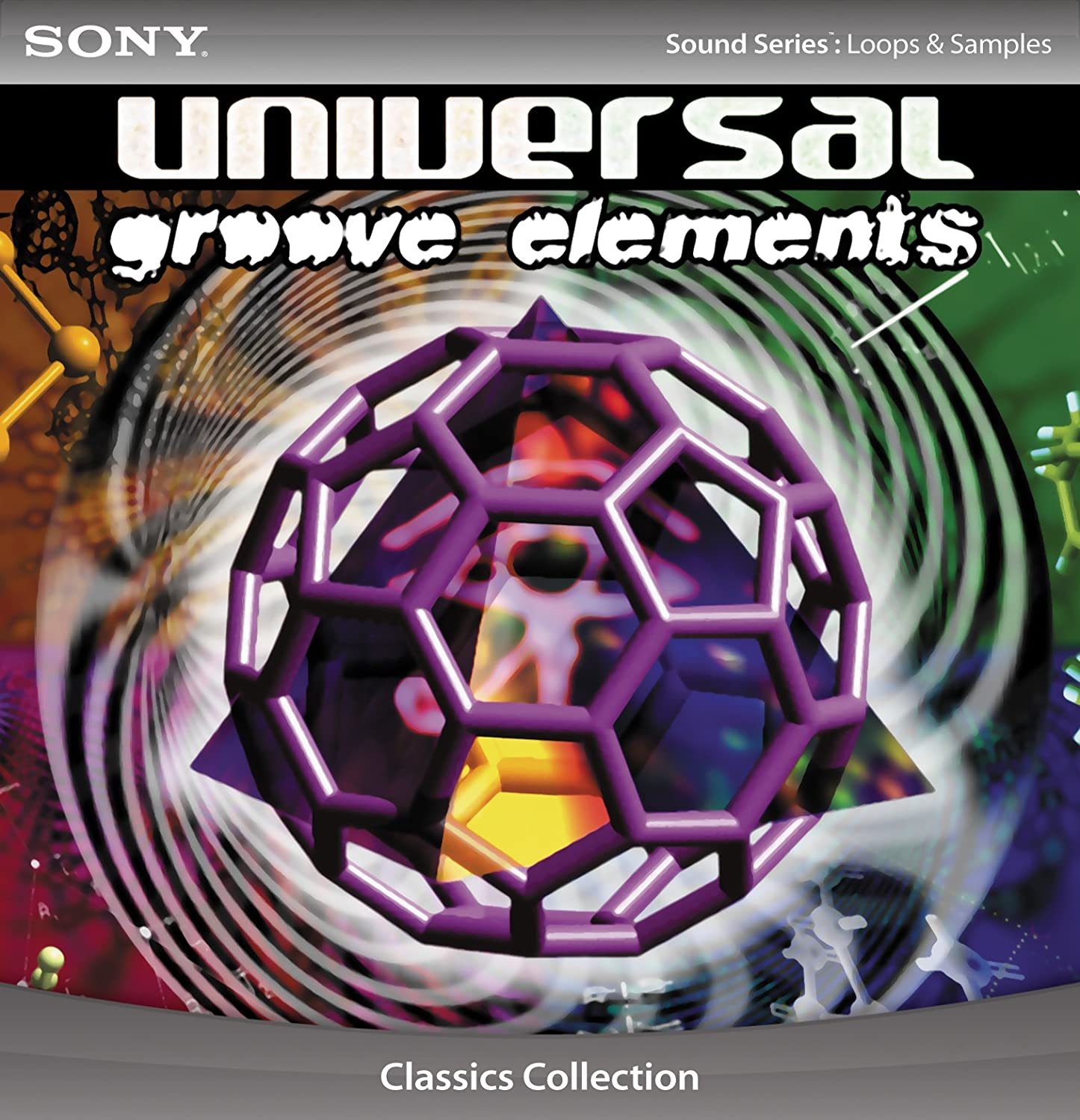 Universal Groove Elements [Download] Sony Creative Software DLC369