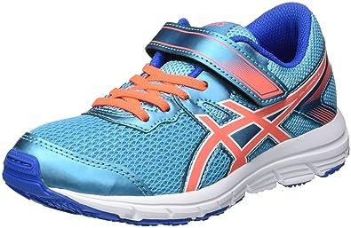 best service bd78b 639d1 ASICS Gel-Zaraca 5 PS, Chaussures de Course pour entraînement sur Route  Mixte Enfant