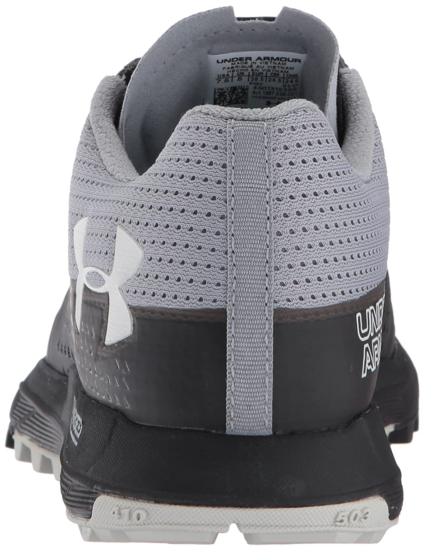 Under B01NBVSYRO Armour Women's Horizon RTT Hiking Boot B01NBVSYRO Under 10 M US|Black (001)/Steel a69e37