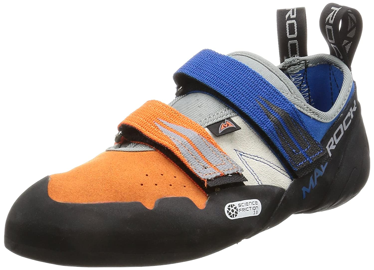 Mad Rock Agama Climbing Shoe B01NCPUS2Q 7 D(M)US|Blue/Orange