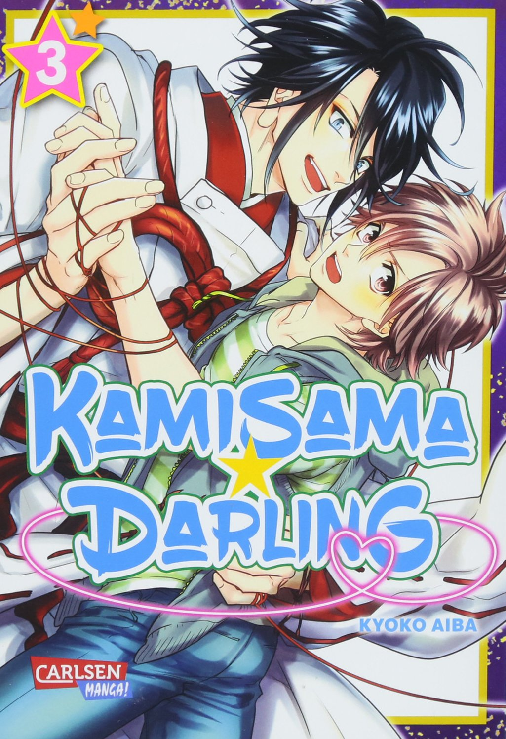 Kamisama Darling 3 Taschenbuch – 30. Mai 2018 Kyoko Aiba Dorothea Überall Carlsen 3551722285