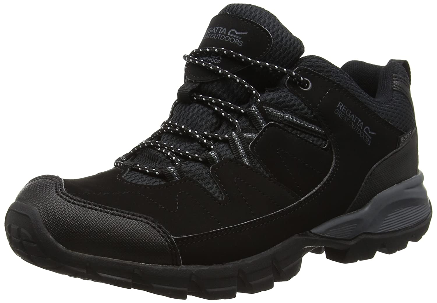 Regatta Holcombe Low, Men's Low Rise Hiking Shoes: Amazon.co.uk: Shoes &  Bags