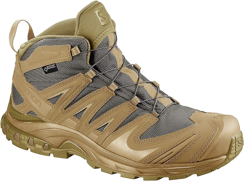 Salomon XA Pro 3D MID GTX Forces 2 Tactical Boots (Color