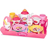 Smoby - 310559 - Disney Princess - PlatEau Tea Time Xl - Dinette - + 17 Accessoires Inclus