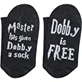 Enmoo Socks Novelty Socks Master has Given a Socks for Women Men