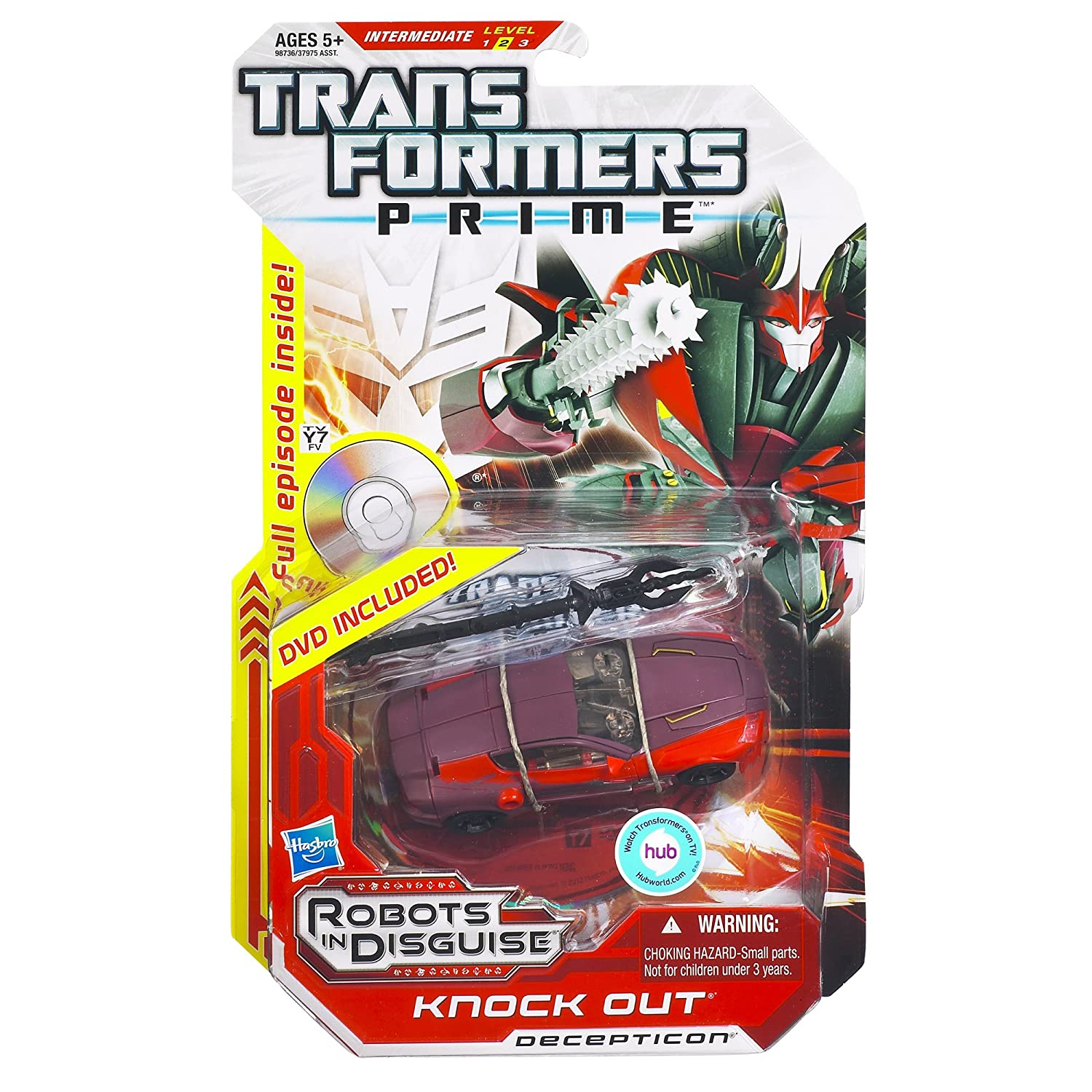 amazon com transformers prime robots in disguise deluxe class