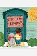 Strictly No Elephants Hardcover