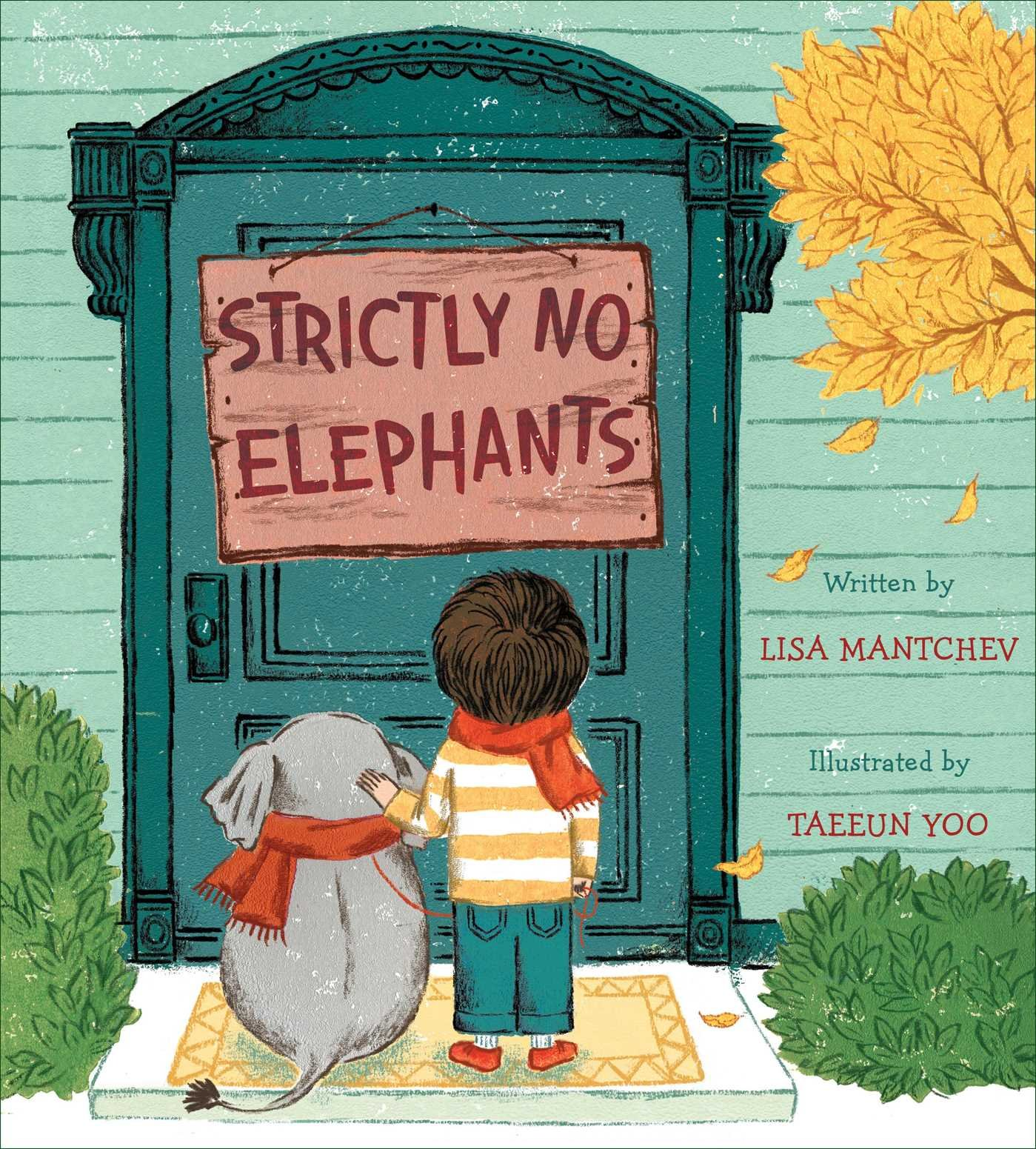 Strictly No Elephants Lisa Mantchev product image