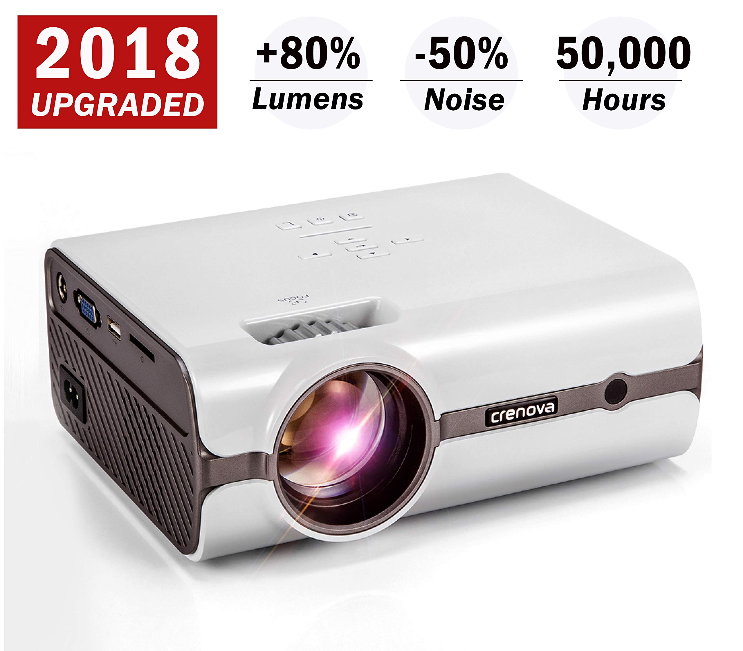 best outdoor projectors for iphone amazon com
