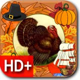 Thanksgiving Classic Live HD+ Wallpaper + Clocks