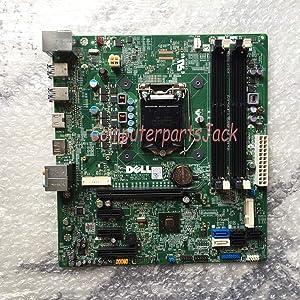 Dell XPS 8700 Intel Desktop Motherboard CN-0KWVT8 KWVT8 LGA1150 Z87 DZ87M01 (Renewed)