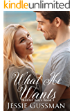 What He Wants (Baxter Boys Book 1)