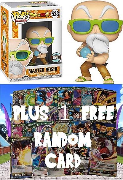 Dragon Ball Super Master Roshi Vinyl Specialty Series Exclusive Pop Max Power
