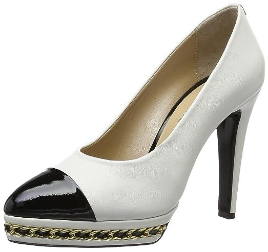 Zapatos beige Fersengold para mujer bWhlio
