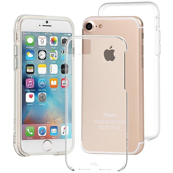 pretty nice a7e4b 966fa Case-Mate Naked Tough Case iPhone 7/6s/6 Clear, CM034670X (Clear)