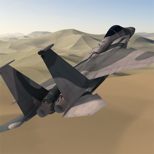 F-15 Eagle Flight simulator ()