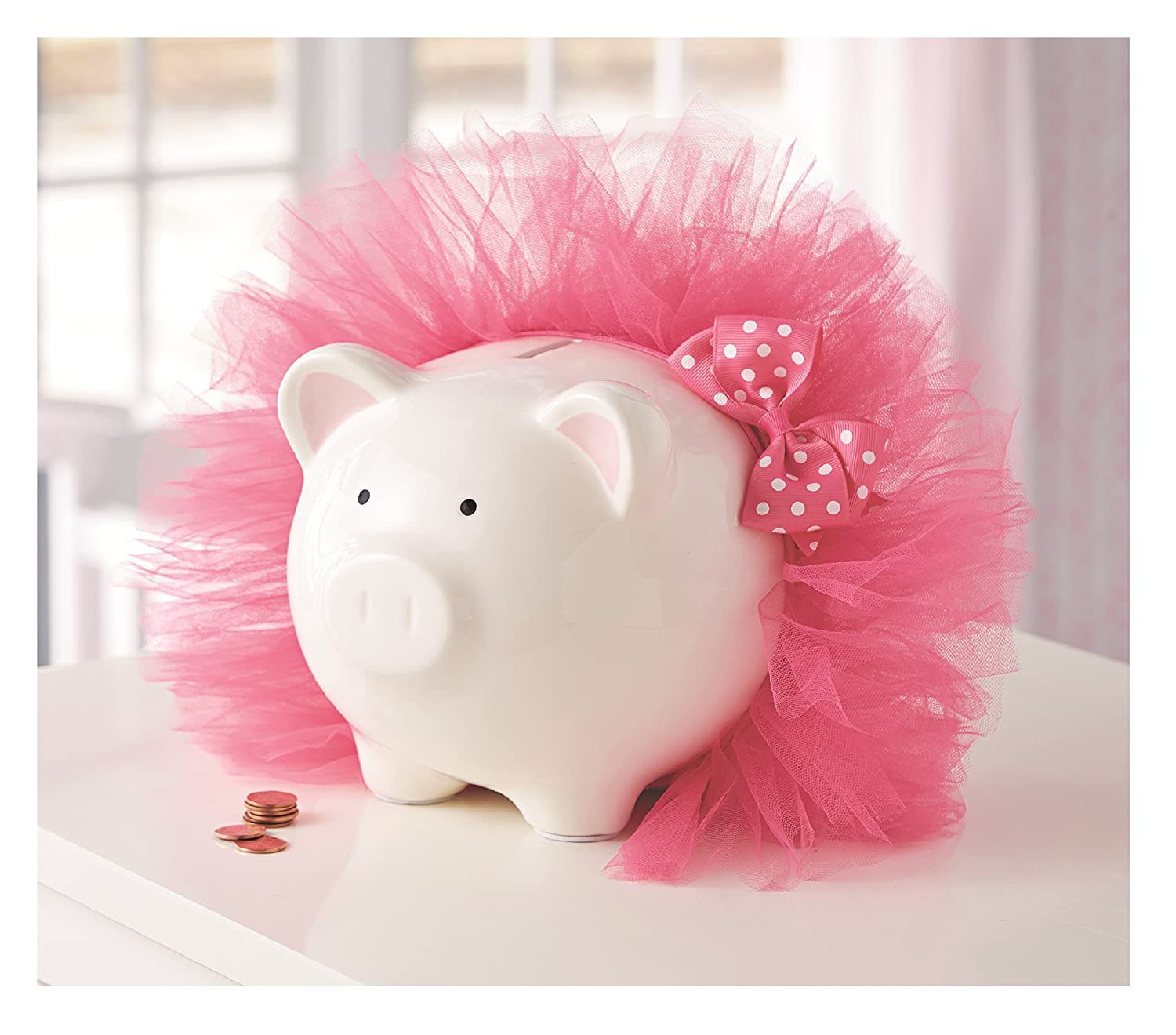Mud pie ballerina piggy bank mud pie - Amazon Com Mud Pie Baby Tiny Dancer Ballerina Piggy Bank Large Home Kitchen