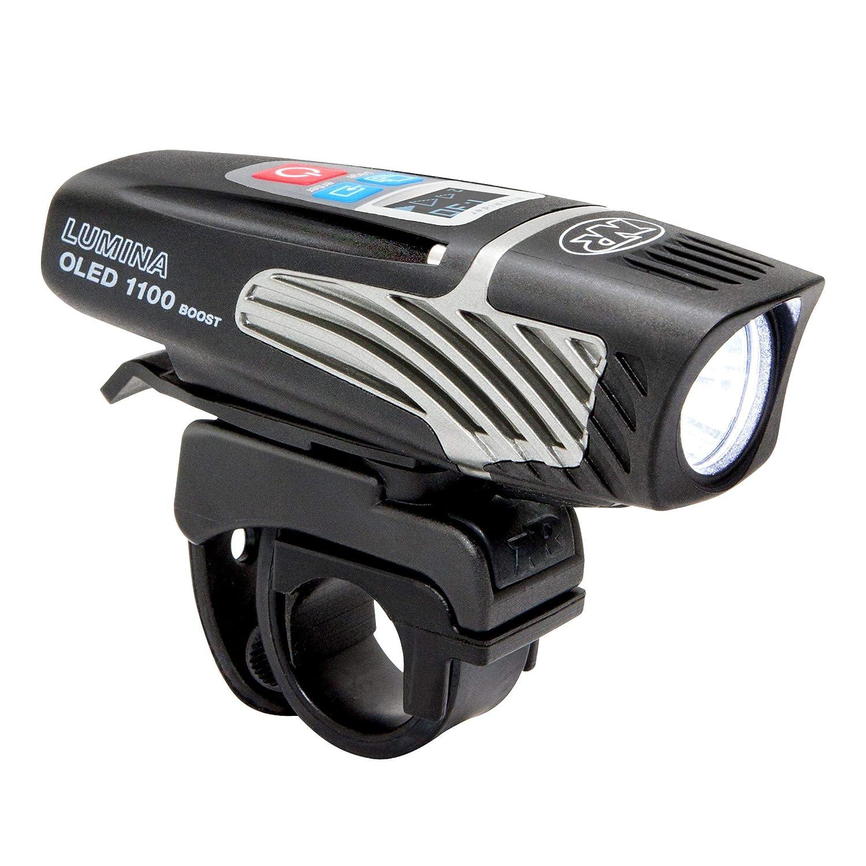 NiteRider Lumina 1100 Boost//Solas 100 Bike Front//Tail Light Combo Pack