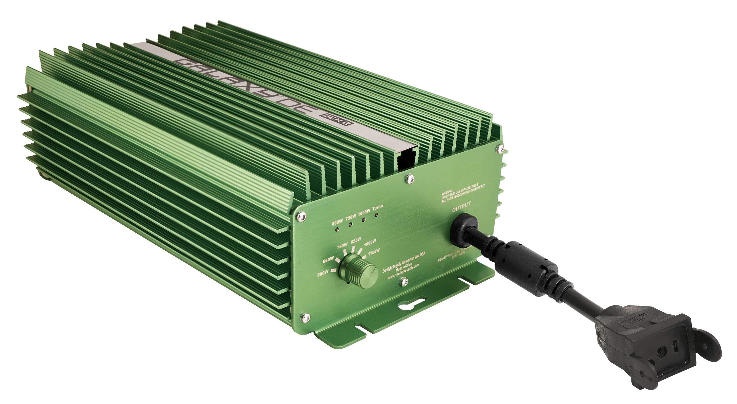 Galaxy DE Select-A-Watt 600/750/875/1000/1150 120/240 Volt - GEN 2 qty: 1x