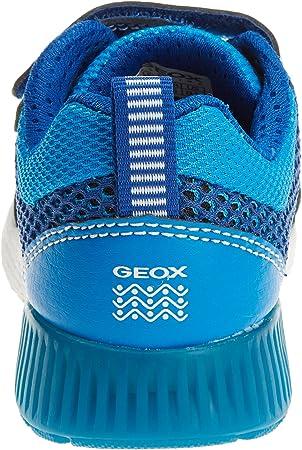 Geox J Sveth B, Zapatillas para Niños