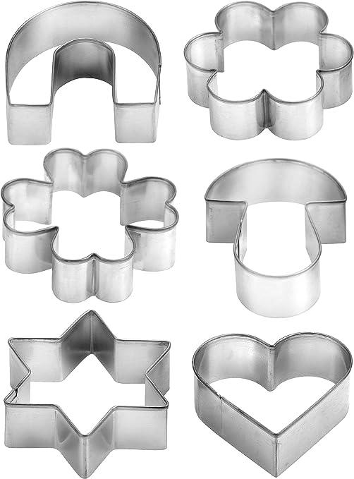 20 cm pl/ástico Tescoma Delicia Rodillo con anillos gu/ía separadores