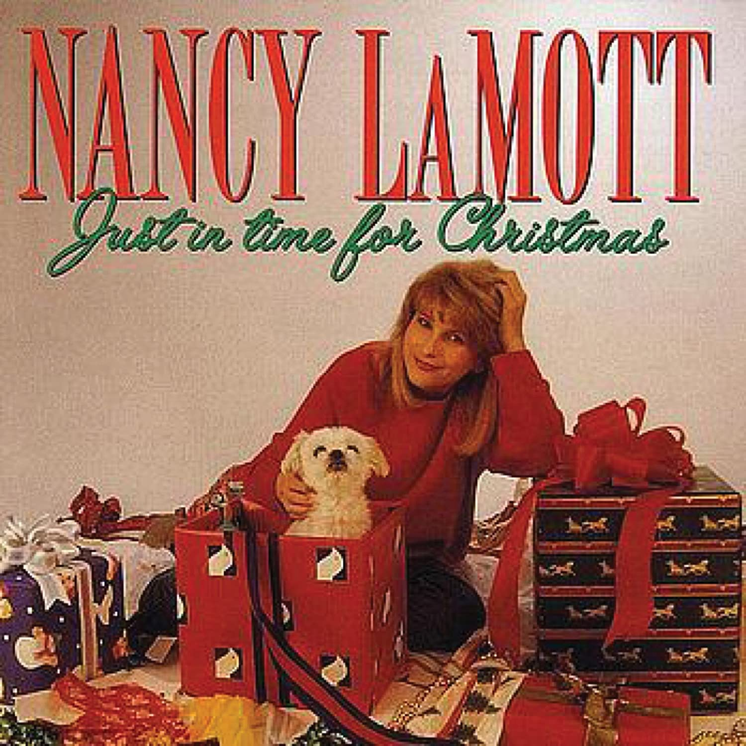 Nancy Lamott, Nancy LaMott - Just In Time For Christmas - Amazon.com ...