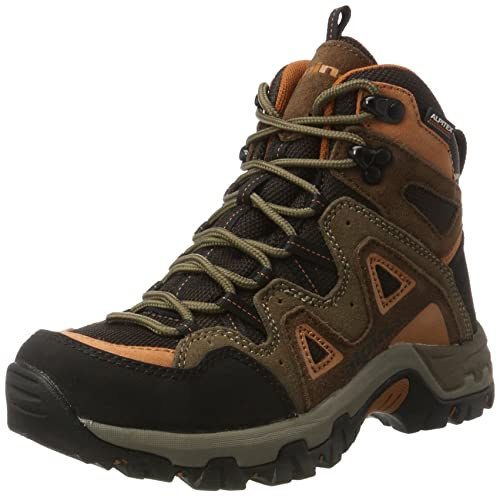 Unisex Adults 680379 High Rise Hiking Boots Alpina 4A12AXN4