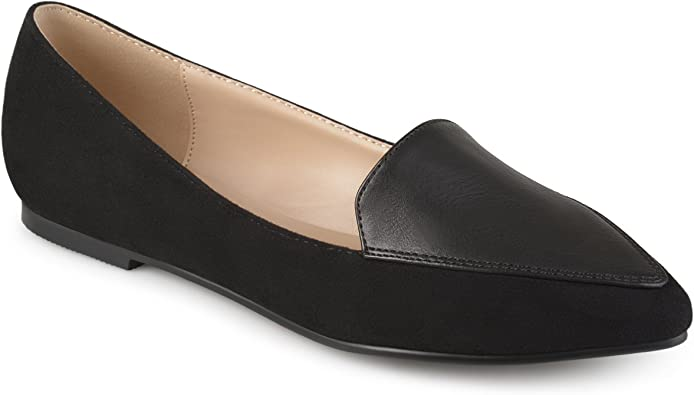Journee Collection Womens Pointed Toe