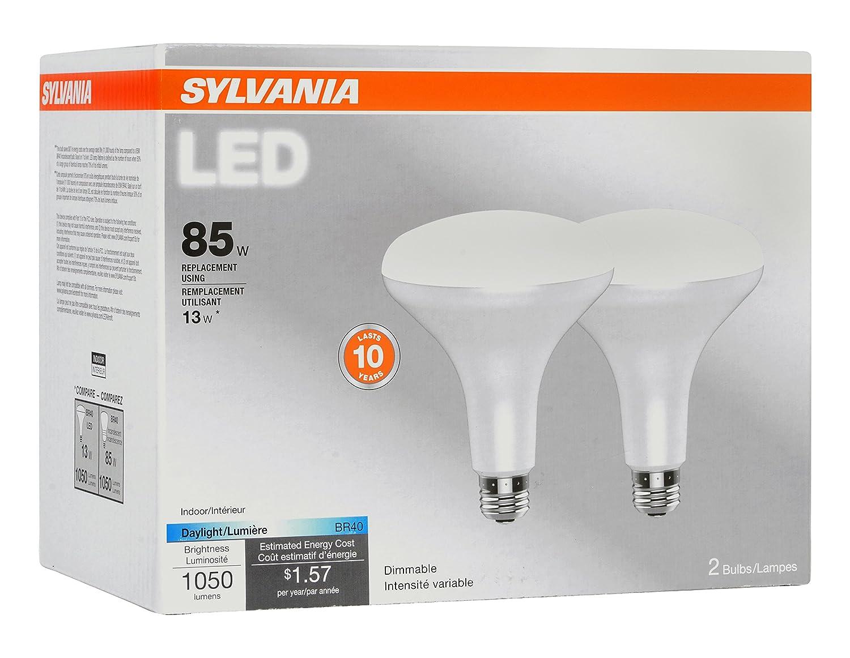Sylvania 79624 led household light bulbs amazon com