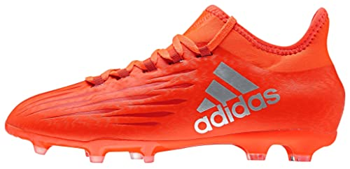 58ef5b715f80 adidas Boys' X 16.1 Fg J Football Boots: Amazon.co.uk: Shoes & Bags