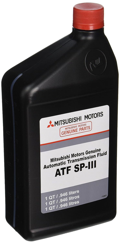 amazoncom genuine mitsubishi diaqueen spiii sp3 transmission fluid