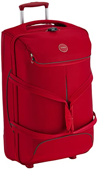 Samsonite 59203-1726 Red 65 - Trolley para Ordenador portátil (61 litros), Rojo: Amazon.es: Equipaje