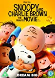Snoopy And Charlie Brown The Peanuts Movie [DVD] [2015]