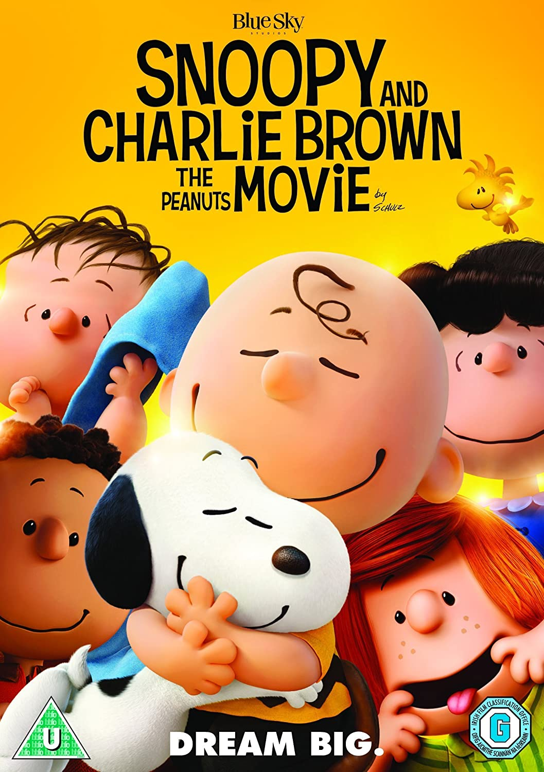 dc4dc7096503 Snoopy And Charlie Brown The Peanuts Movie DVD 2015: Amazon.co.uk: Steve  Martino, Paul Feig, Bryan Schulz, Craig Schulz, Michael J. Travers, ...