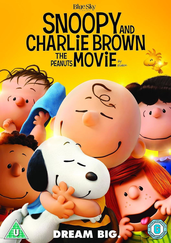 Snoopy Charlie Brown Peanuts Movie DVD: Amazon.es: Trombone Shorty, Rebecca Bloom, Anastasia Bredikhina, Francesca Capaldi, Kristin Chenoweth, Alexander Garfin, Noah Johnston, Bill Melendez, Hadley Belle Miller, Micah Revelli, Steve Martino: Cine y