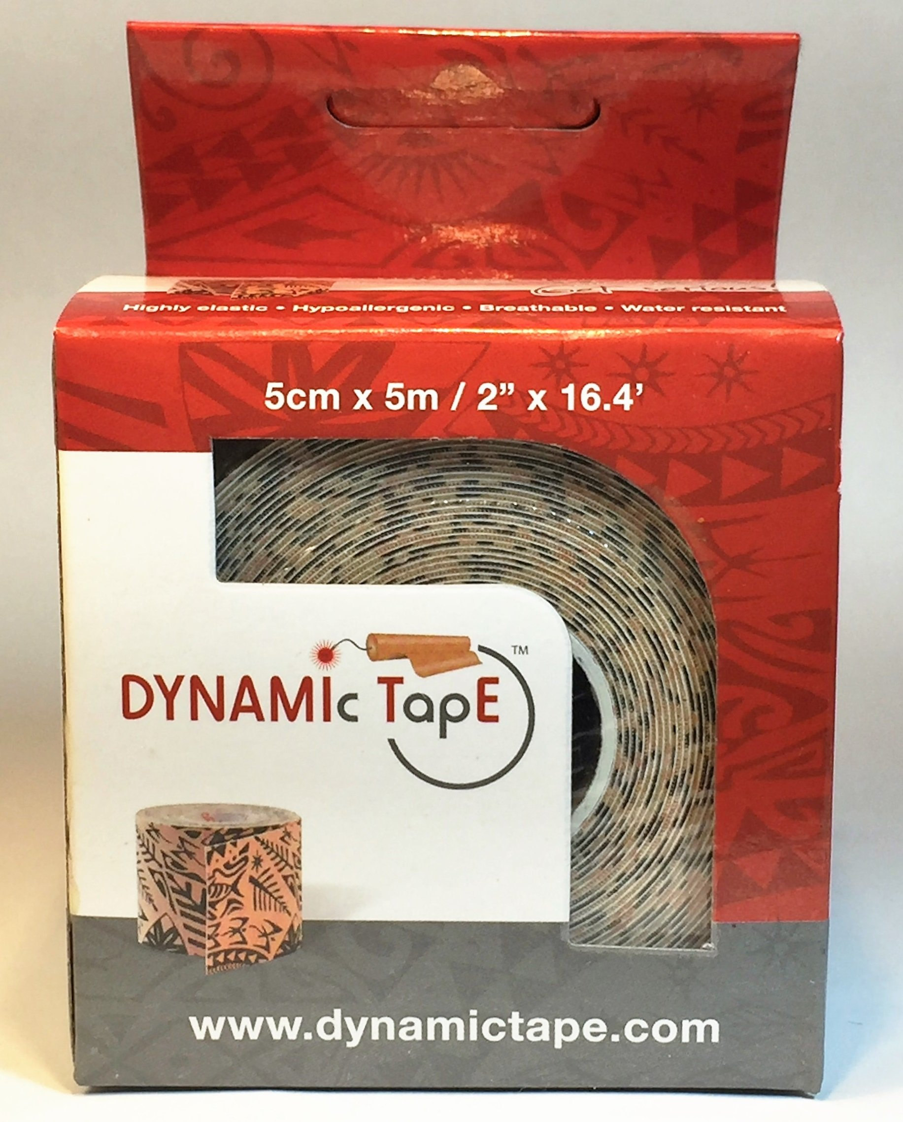 Dynamic Tape DT05TT Tattoo, 2'' x 16.4', 1 Roll