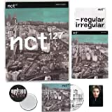 NCT 127 1st Album - NCT # 127 Regular-Irregular [ IRREGULAR ver. ] CD + Booklet + Lyrics Book + Photocard + FREE GIFT…