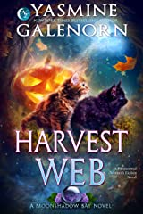 Harvest Web: A Paranormal Women's Fiction Novel (Moonshadow Bay Book 4) Kindle Edition