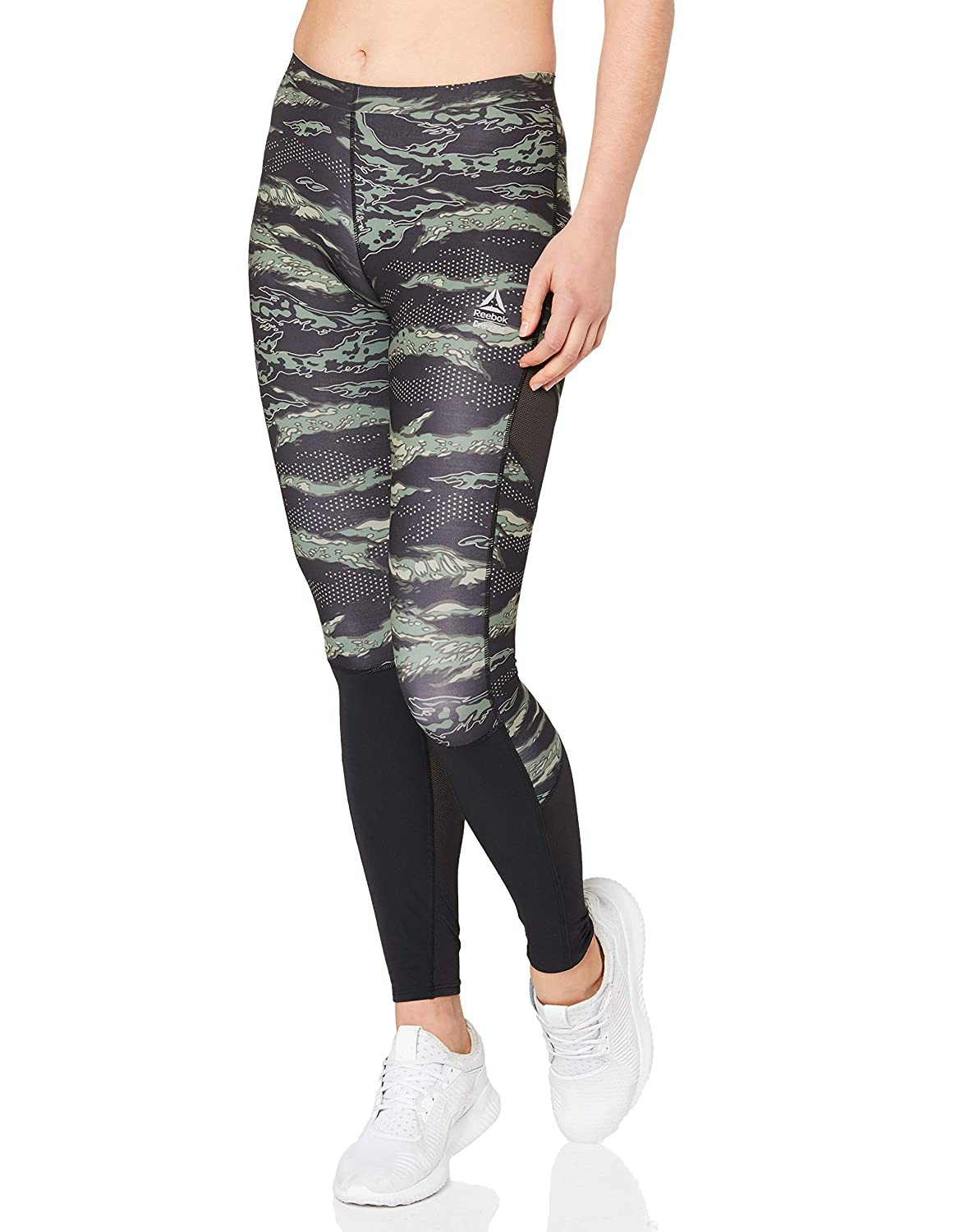 Reebok Damen Rc Comp Tight AOP Netze .sg