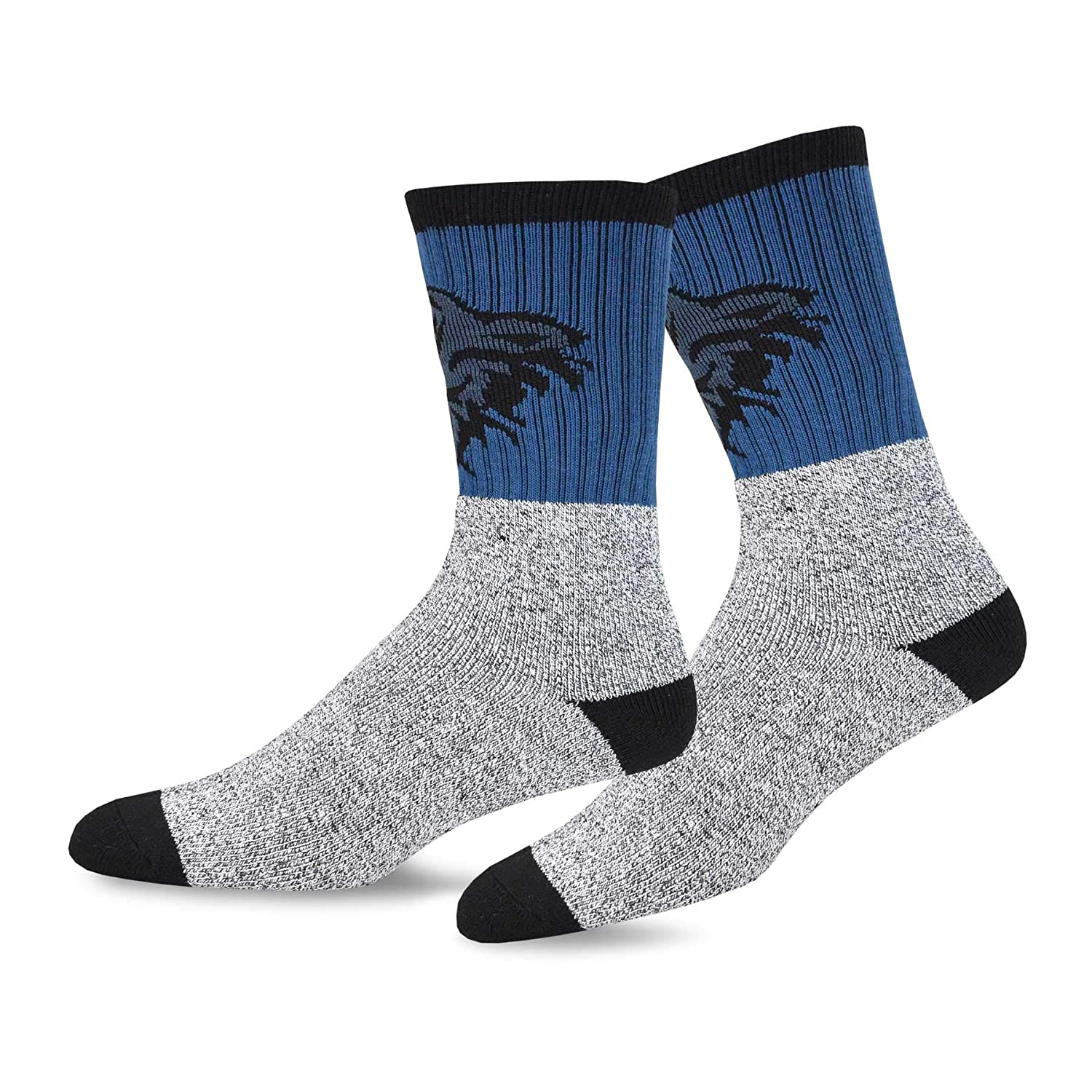 b95587b3998 Soxnet Eco Friendly Heavy Weight Recyled Cotton Thermals Boot Socks 4 Pairs  at Amazon Men s Clothing store